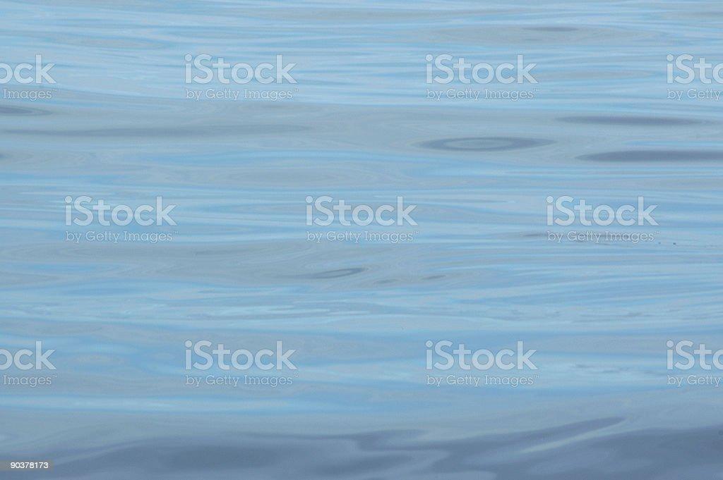 wavy blue background royalty-free stock photo