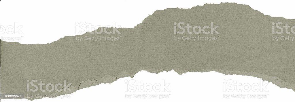 wavy paper royalty-free stock photo