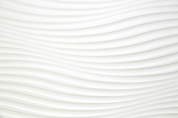 wavy white background stock photo