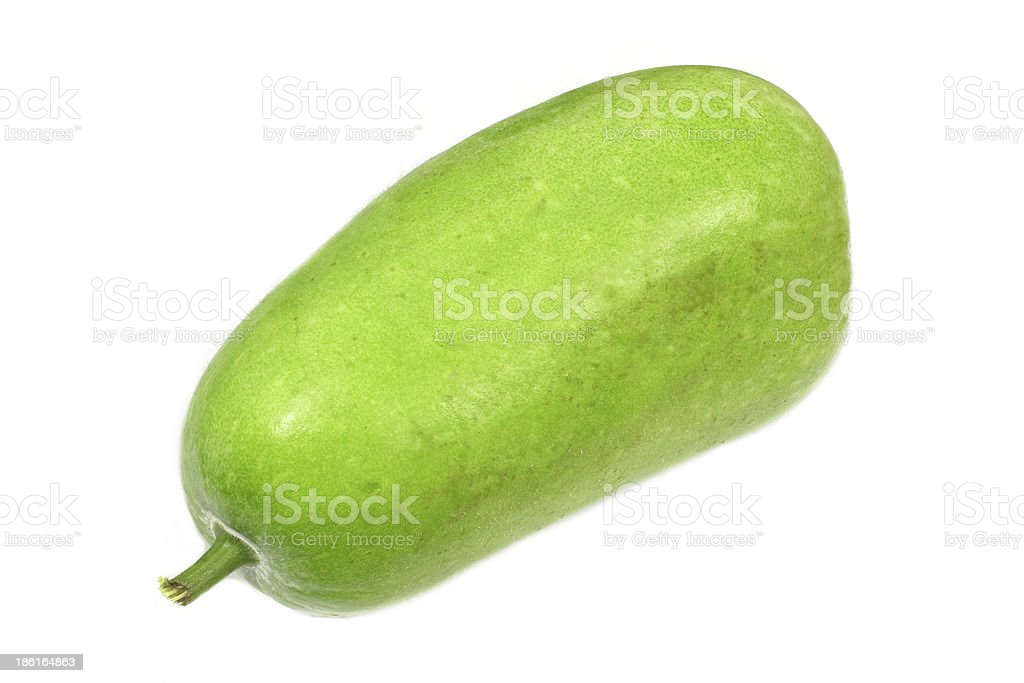 wax gourd royalty-free stock photo