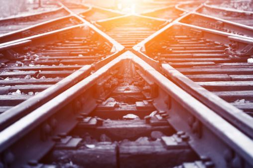 Weg Railway Stockfoto und mehr Bilder von Angriffsspieler