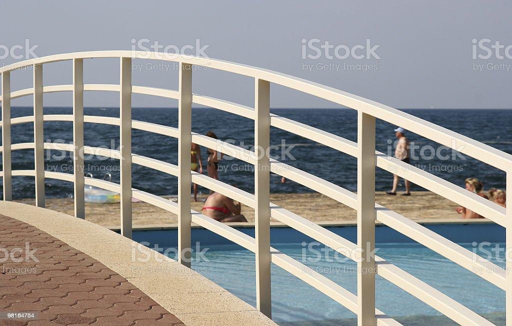 Per la spiaggia foto stock royalty-free
