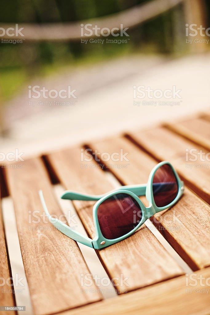 Wayfarers outdoors stock photo