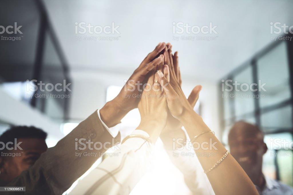 Wir erreichen Erfolg, wenn wir es zusammenhalten – Foto