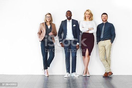 istock We all have something in common, success 913649950