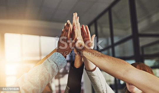 istock We always win 542291608