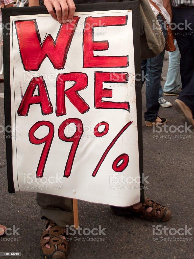 We are 99% stock photo