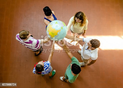 istock we are a group - teamwork concept 622988724
