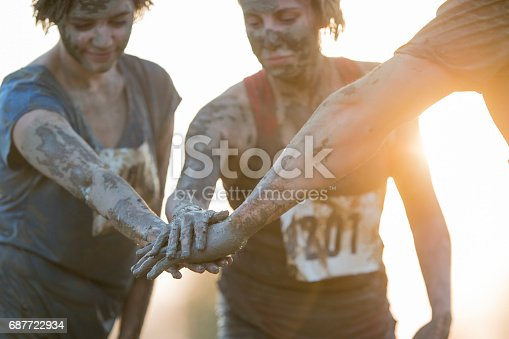 687723318istockphoto We are a Team 687722934