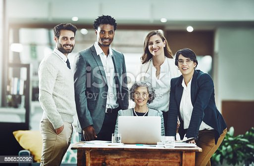 istock We are all leaders 886520292