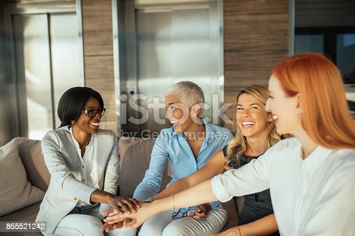 682363912istockphoto We are all together 855521242
