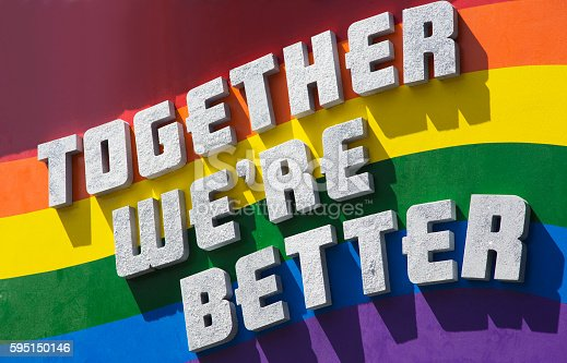 istock We are better together 595150146