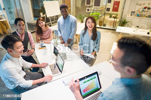 681735120istockphoto We are getting this job done today 1188410040