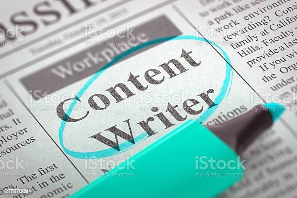 We are hiring content writer 3d picture id627870094?b=1&k=6&m=627870094&s=612x612&h=l8fzfcbmdb1vduo gw1qbudjew9anj7ufqimfdz9um4=