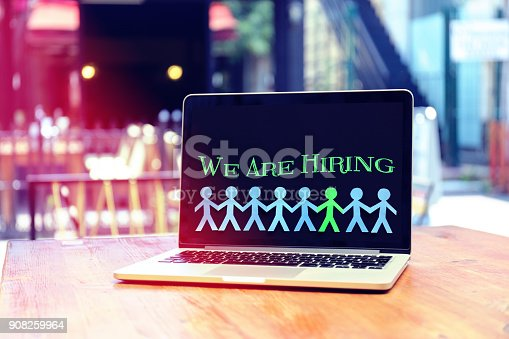 istock We Are Hiring 908259964