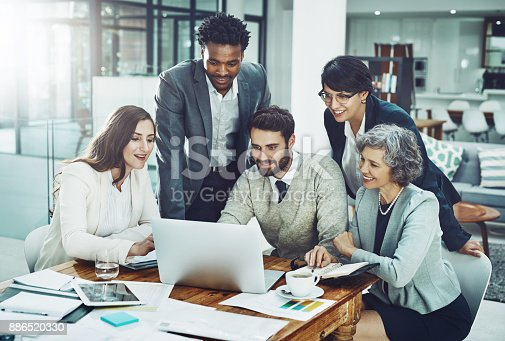 istock We are in control of this industry 886520330