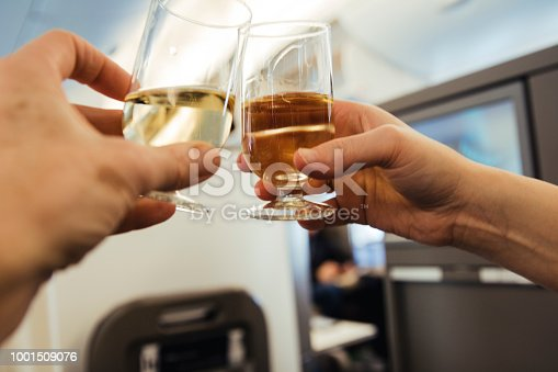istock We Are On Holiday, Cheers! 1001509076