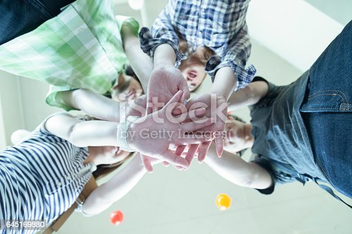 istock We are stronger together. 645169880
