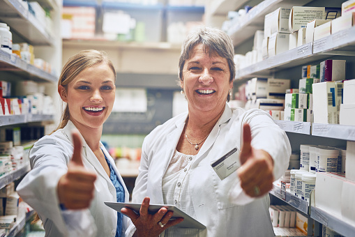 istock We are the medication specialists 660133124