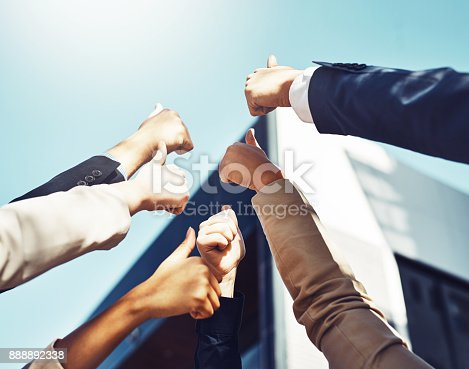 888892364istockphoto We believe in doing things together 888892338