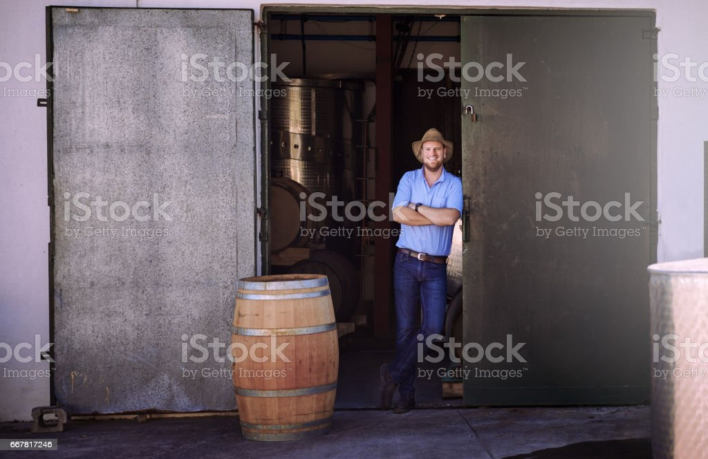 We box the best stock photo