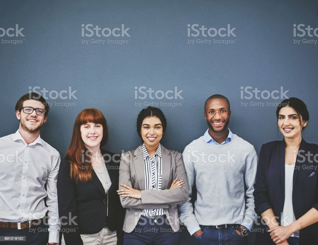 We can all succeed stock photo