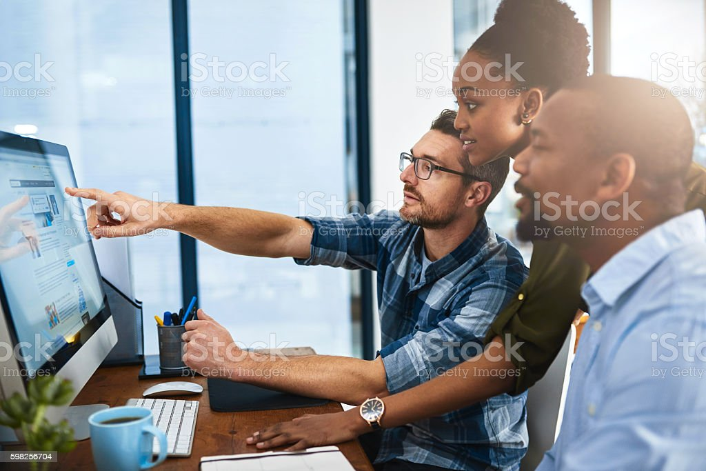 We could add another drop-down bar... stock photo