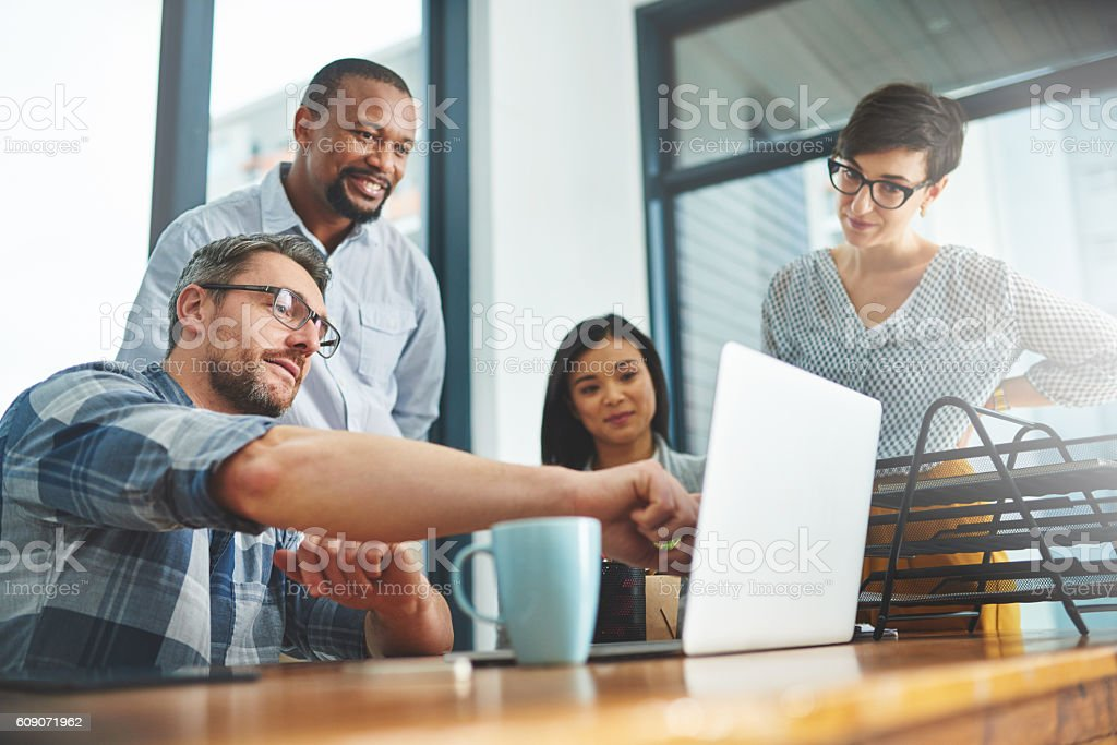 We could go with this option over here... stock photo