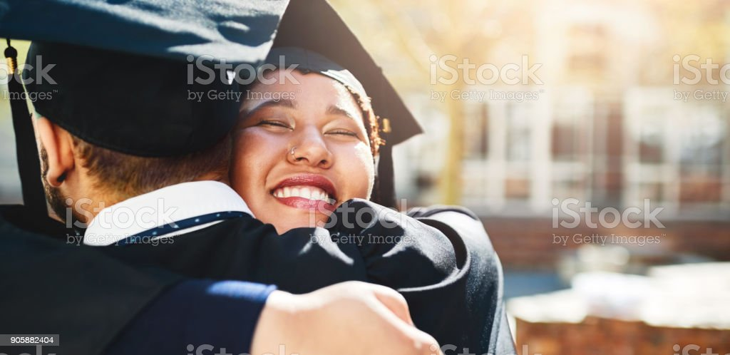 We deserve this just like everyone else stock photo