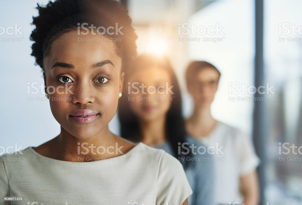 We don't do mediocre stock photo