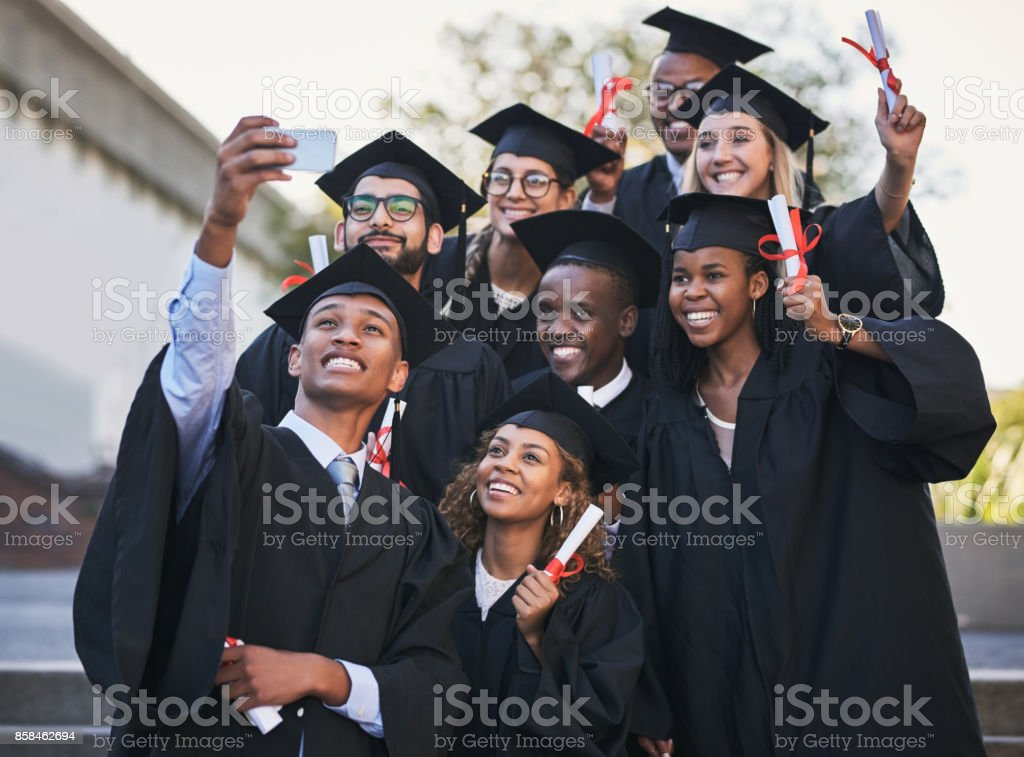We earned our bragging rights stock photo