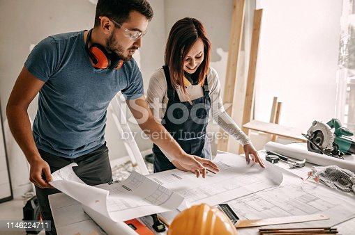 891274328 istock photo We have a plan 1146224711