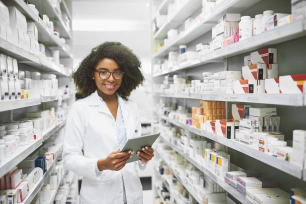 We have all the medication anybody would ever need stock photo
