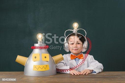 istock We have big idea. 934035656
