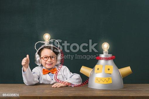 istock We have big idea. 934035824
