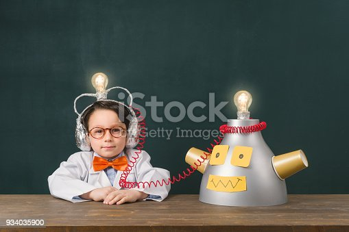 istock We have big idea. 934035900