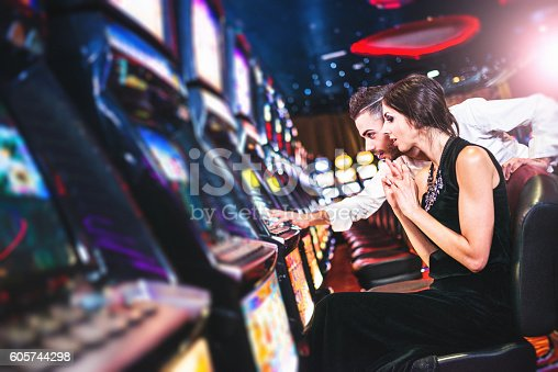 istock we have win the jackpot at the casino 605744298
