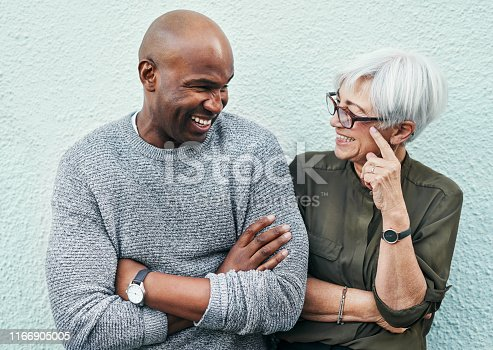 1166905017 istock photo We just have our own little understanding 1166905005