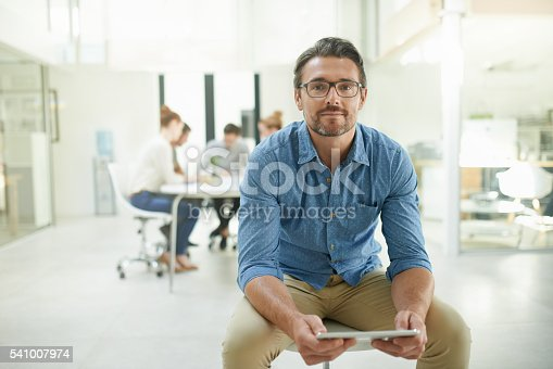 istock We keep our office as paperless as possible 541007974