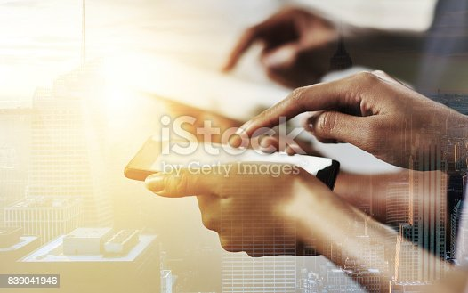istock We live in a connected world 839041946
