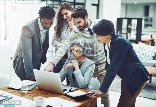 istock We make decisions together 886520280