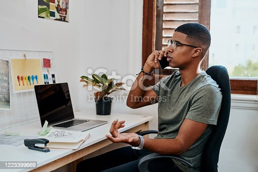 936117940 istock photo We may have to extend the deadline on that 1223399669