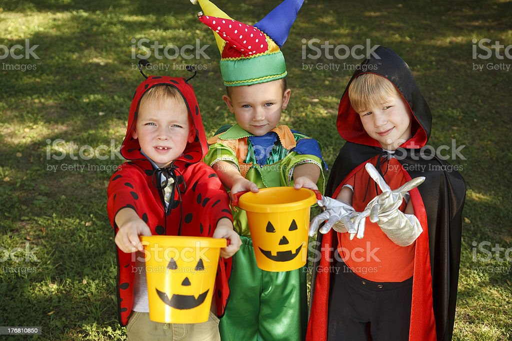 We need our candies! stock photo