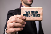 istock We Need Volunteers 688567952