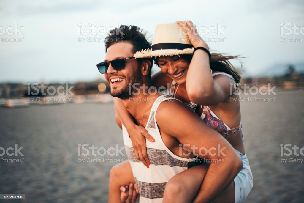 We never want this summer to end stock photo
