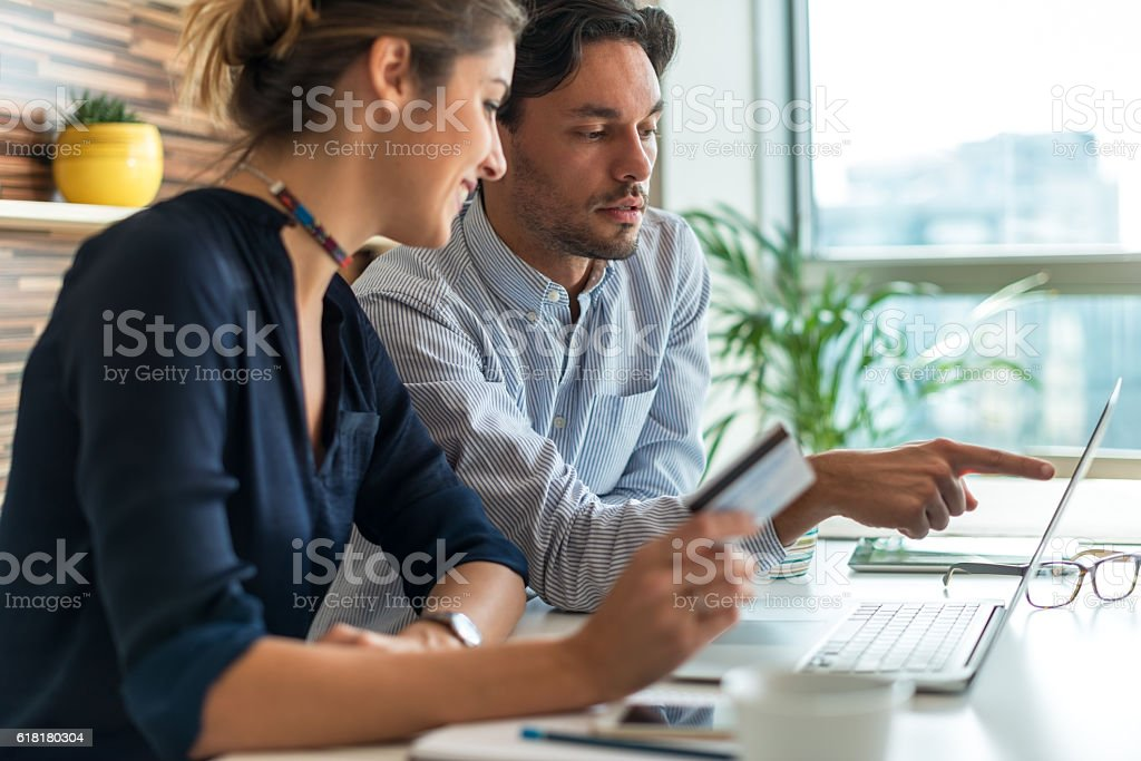 We should buy this ! stock photo