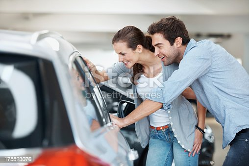 istock We should organise a test drive... 175523076