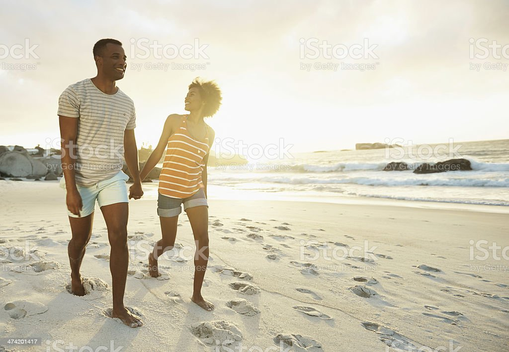 We should take a walk every day... stock photo