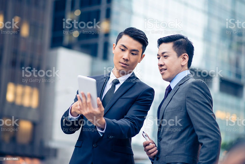 We will build this complex over there! stock photo