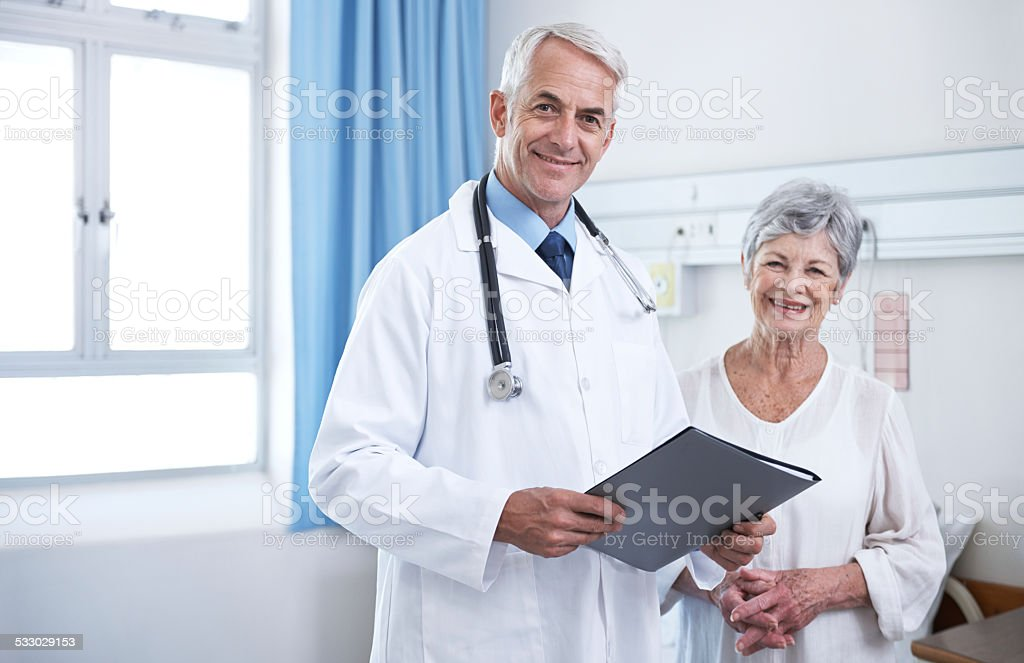 We worked together to achieve results stock photo